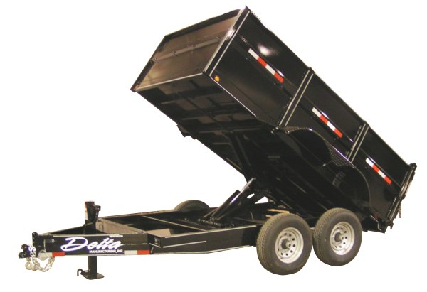 see all the dump bed trailers from delta - The Dump Mattress Sale