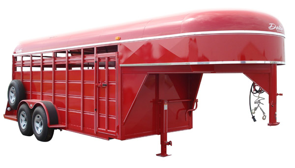 Livestock Trailers From Delta 500 Series