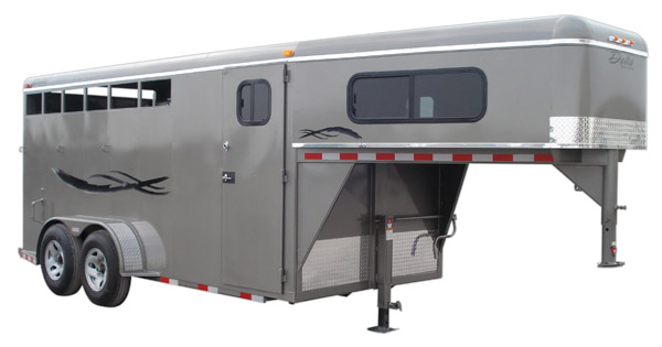 Original 5th Wheel Camper Horse Trailer Combohtml  Autos Post